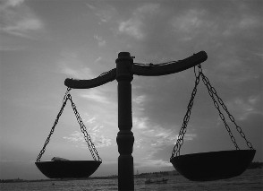 צדק מאחה מול צדק מעניש
