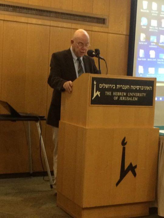 אירוע פתיחת שבוע ״השיח המאחה״, האוניברסיטה העברית בירושלים, ביוזמת ״המרכז הישרא